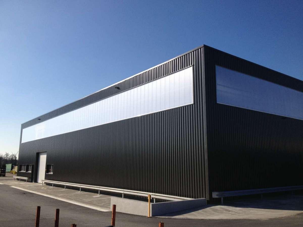Cirtec ingénierie - Bâtiment Mailleux