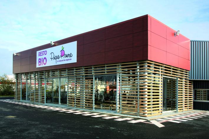 Cirtec ingénierie - Biocoop Rennes Cleunay