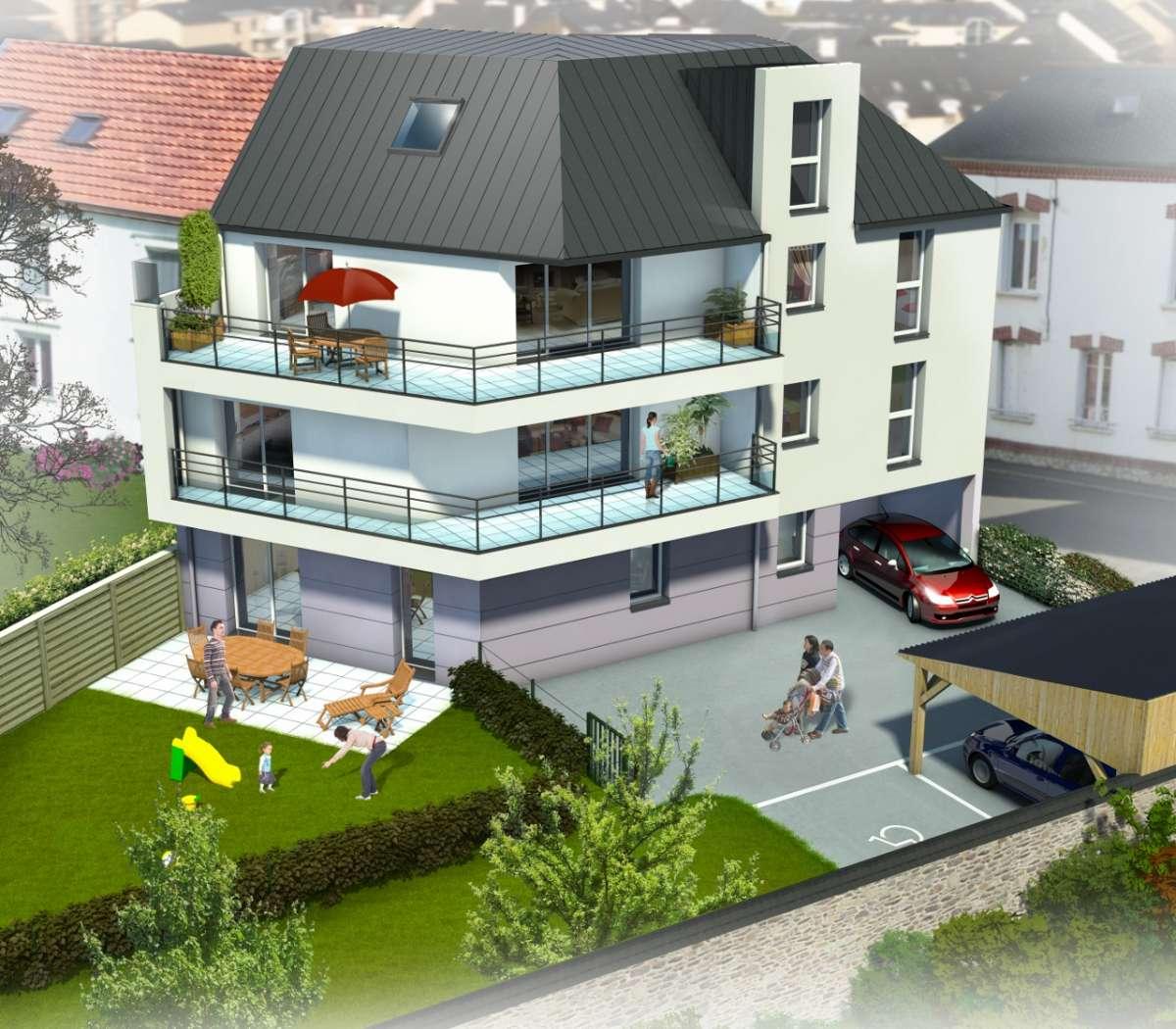 Cirtec ingénierie - Terrasses Danton