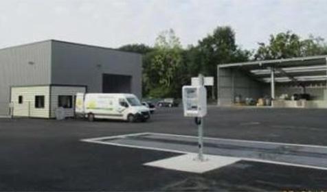 Centre De Maintenance Et D'exploitation Saint Aubin Du Cormier (35)